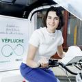 Clara Duchalet fondatrice de Vépluche ou le compost, nouvel or vert