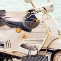 Dior imagine un scooter de luxe avec Vespa