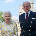 Pour ses 99 ans, le prince Philip et la reine prennent la pose à Windsor