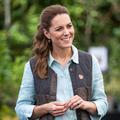 Dans le Norfolk, Kate Middleton effectue sa première visite officielle depuis le confinement