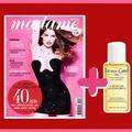 Retrouvez l'Huile de Leonor Greyl avec votre magazine Madame Figaro