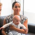 Archie Mountbatten-Windsor, 1 an, dépose plainte contre une agence photo