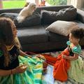 En vidéo, Serena Williams et sa fille dansent, chantent et vivent un vrai conte de fées