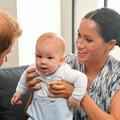 Archie photographié dans leur jardin : le prince Harry et Meghan Markle portent plainte