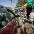 En images : à Los Angeles, Meghan et Harry réapparaissent en public pour la bonne cause