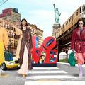 Revue d'accessoires : défilé chic en milieu urbain