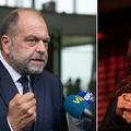 Éric Dupond-Moretti dément les rumeurs de séparation d'avec Isabelle Boulay