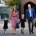 """Le prince William est """"soulagé"""" que ses enfants reprennent enfin l'école"""
