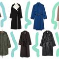 Cuir, trench, parka... Les manteaux à porter tout l'automne