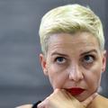 Maria Kolesnikova, l'opposante biélorusse qui défie le régime de Loukachenko