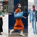 Dans la rue, le masque est aussi une affaire de mode