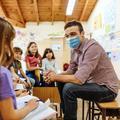 Le masque impacte-t-il l'apprentissage du langage et de la lecture des enfants ?