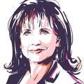 """Anne Sinclair : """"Je menais mes interviews comme un homme"""""""
