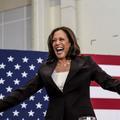 """Kamala Harris, l'""""Obama Girl"""" qui visait la vice-présidence des États-Unis"""