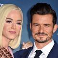 """En vidéo : Katy Perry et Orlando Bloom endorment leur bébé avec une berceuse """"politique"""""""