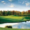 Golf Parc Robert-Hersant : splendeurs d'automne sur les bords de l'Eure