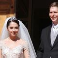 Le prince et la princesse d'Albanie ont donné naissance à leur premier enfant