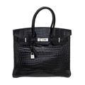 """Ce sac """"Birkin"""" d'Hermès a été vendu à un prix record"""