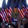 """""""Donald est un battant"""" : le soldat Melania Trump passe à l'offensive en Pennsylvanie"""