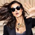 Bijoux couture sur macadam : Blanca Padilla sous les flashs