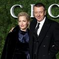 "Le pacte conclu par Gillian Anderson et son compagnon Peter Morgan avant ""The Crown"""