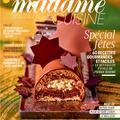 """Madame Figaro Cuisine """"Spécial fêtes"""" avec Pierre Hermé, à retrouver en kiosque"""