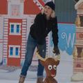 """Kristen Stewart, héroïne lesbienne de la comédie romantique de Noël """"Happiest Season"""""""