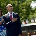 """""""Michelle me quitterait si je rejoignais le cabinet de Joe Biden"""", plaisante Barack Obama"""