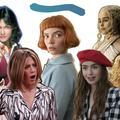 Du carré de Rachel Green aux longueurs wavy d'Emily in Paris, les coiffures cultes des séries télé