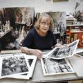 """Sabine Weiss : """"Mes photos représentent une époque qui n'existe plus"""""""
