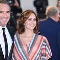 Nathalie Péchalat arrive enceinte sur le plateau d'une émission de France 2