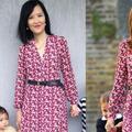 Sur Instagram, cette Australienne reproduit les looks de Kate Middleton pour moins de 20 euros