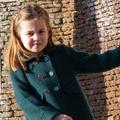 Charlotte de Cambridge, Gabriella de Monaco, Leonor d'Espagne... Des inspirations coiffures de princesses pour nos enfants