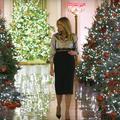 """""""Make Christmas great again"""" : Melania Trump donne tout pour son dernier Noël à la Maison-Blanche"""