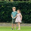 La princesse Charlotte et le prince George auront un agenda officiel pour la première fois en 2021