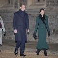 """La """"règle des six"""", ou l'entorse glosée du prince William et de Kate Middelton au protocole sanitaire"""