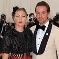 Maria Sharapova s'est fiancée avec un ami proche du prince William