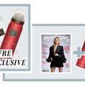 Retrouvez les mousses de douche Rituals avec votre magazine Madame Figaro