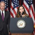 """Ashley, la fille de Joe Biden, """"inquiète"""" pour la sécurité de son père lors de l'investiture"""