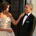 """""""Je t'aime, Miche"""", le tendre message d'anniversaire de Barack à Michelle Obama"""