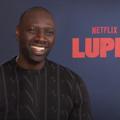 """Omar Sy et Shirine Boutella nous racontent leurs souvenirs de tournage de """"Lupin"""""""