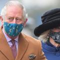 Cette photo du prince Charles et Camilla au ski en 2010, à l'ancienne