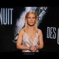 """""""J'ai pété en marchant, comme un cheval"""" : Marina Foïs décrispe déjà la cérémonie des César"""