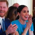 Meghan Markle et le prince Harry font une apparition surprise dans un cours de poésie