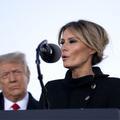 Donald Trump, le grand absent des tweets de Saint-Valentin de Melania Trump