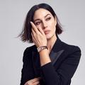Monica Bellucci, nouvelle et parfaite ambassadrice du carré court et lisse