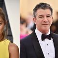 Le fondateur d'Uber et le mannequin Victoria's Secret, une romance à l'Américaine