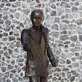 Une statue de Greta Thunberg fait polémique dans une université britannique