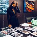 "Naomi Campbell signe l'édito de ""Madame Figaro"""