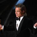 Brad Pitt va présenter les Oscars 2021